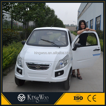 Two seats cheap small electric civil car