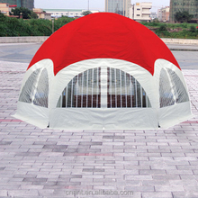 hot inflatable exhibition tent or other use
