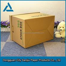 Plain Corrugated Archive Box Manufacturer