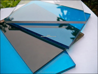 uv coated polycarbonate solid sheets for swimming pool cover