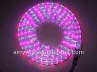Hot!!! CE ROHS Sinywon 3 Years Warranty 5050 SMD Flexible RGB Led Rope Light