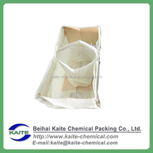 Aluminium casting filtration bag