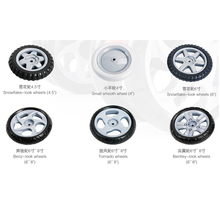 High Quality EVA wheels mold stroller wheels mold injection plastic mould Foaming Mould