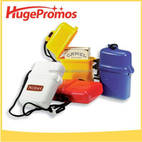 Printed Outdoor Plastic Waterproof Container For Key Money Sports