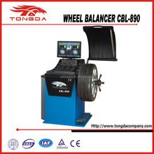 CBL-890 full automatic wheel balancer