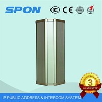 Professional 15W Outdoor Column Speaker PA Sound System