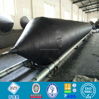 Customization Ship launching/landing inflatable boat rubber air bag