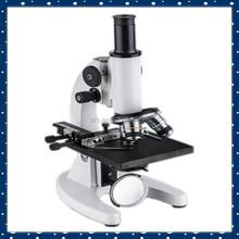 S06 Portable school laboratory instruments monocular student microscopes
