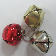 Fashion High Quality Metal Small Bells With Ring