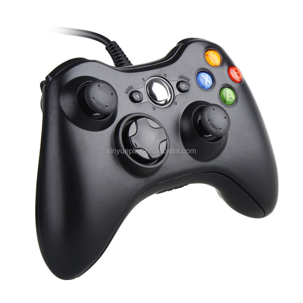 Hot For Wired Xbox 360 Controller Original - Buy For Xbox 360 ...
