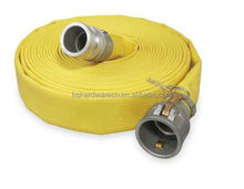 lay flat hose/rubber covered fire hose couplers and adapters