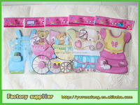 room decorative sweet cute stickers for baby