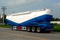 Low Price 3 Axles Dry Bulk Cement Carrier Semi Trailer
