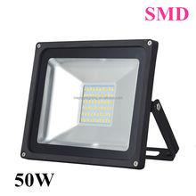 10W - 400W LED SMD Spotlight Flood light IP65 RGB COOL Warm White 100 50 Watt