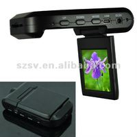 """.5"""" LCD screen HD 720P flash drive video record pc camera with night vision"""