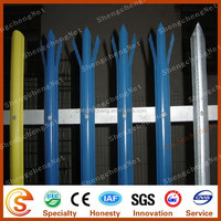High quality fencing garden fencing wrought iron fence cost