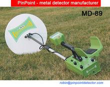 altın metal dedektörü MD 5008 yüksek kalite sıcak satış altın hata yeraltı metal detektörü