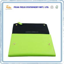 High Quality PU Fashion Multifunction Stationery Pen Bag