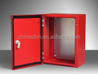 TIBOX electrical distribution control panel board IP66 Wall Mounting electric supplies metal box