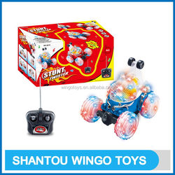 Top grade crazy Selling educational remote control car toys