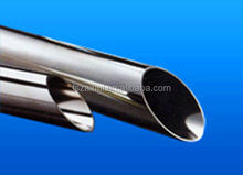 astm a554 welded polish stainless steel 16 round pipe