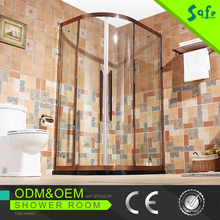 Luxury decorative shower cabin made in China