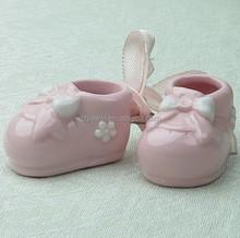 Cute Ceramic Crochet Pattern Baby Shoe