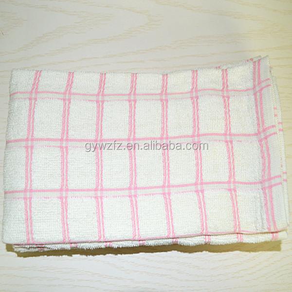 Wholesale Plain Organic Cotton Tea Towels Bulk