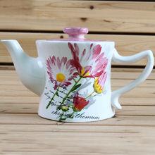 Daisy Design Ceramic Teapots wholesale for Kitchen