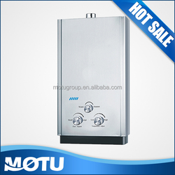 CKD instant gas water heater with power supply