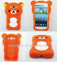 funny bear mobile phone case for samsung galaxy note