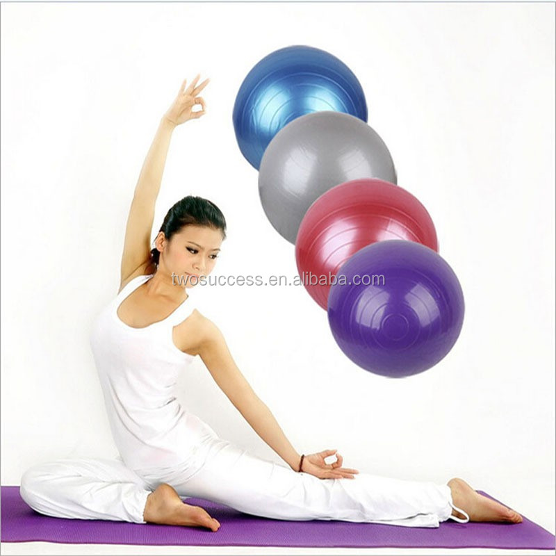 Exercise ball yoga ball