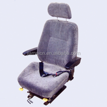deluxe high back seat :car seat/loader seat