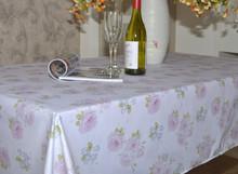 Wholesale printing table cloth wedding,cloth table cloths, rectangular table cloth