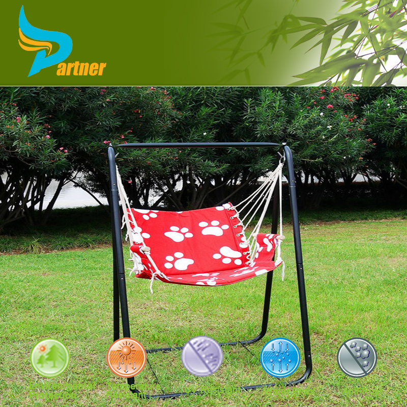 Modern Outdoor Patio Garden Wrought Iron Swing Chairs