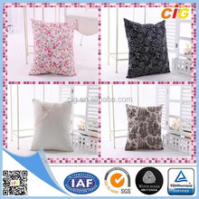 Comfortable Quadrate Sofa Decorative Throw Pillow, 18 inch Pillow Cover