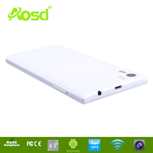 4.5 inch MTK6582M quad core ultra slim smart phone with IPS screen and dual sim card standby