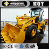 China Liugong CLG836 wheel loader 3 ton mini loader for sale