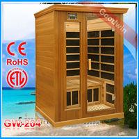 Cheap infrared sauna Electric heated