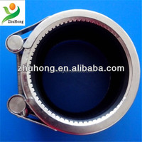 Stainless Steel Pipe Clamp Coupling
