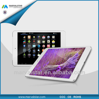 Factory price 7.85 Inch1024*768 IPS ,GPS Bluetooth MTK 6589 Quard Core 3G Phone Call game tablet