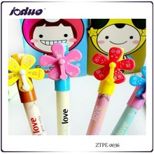 2015New Style Turn The Windmill Neutral Pen Interesting Transshipment Windmill Floret Neuter Pen