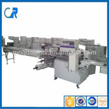 2015 New technology top design professional motocycle inner tube packing machine