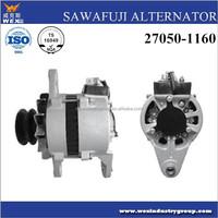 Hino truck alternator ,24V 50A alternator 270501140 HINO 270501150 HINO 270501410 POONGSUNG 021424025