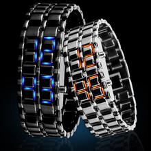 fashion an cool arc design lava style LED band