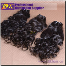 Dk Raw unprocessed good quality factory price cheap 5a water wave virgin brazilian hair weave 100 percent human hair
