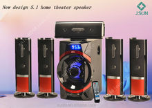 New private pannel 5.1 bluetooth speaker
