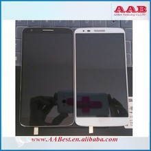 Stock for LG G2 part lcd and touch screen digitizer with frame assembly