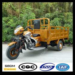 SBDM Heavy Duty Motorized Gasoline Tricycle