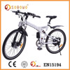 250W 36 volt electric chopper bicycles for sale